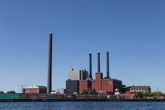 Köpenhamnkraftverk Royaltyfri Bild