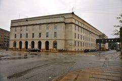 Köpenhamnpolishögkvarter arkivfoton
