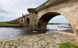 Köprü Uzun - длинний мост Стоковое Изображение RF