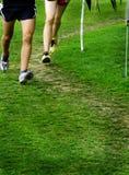 Köra en Race Fotografering för Bildbyråer