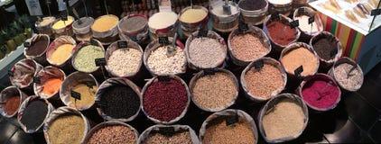 Körner und Getreide Lizenzfreie Stockfotos