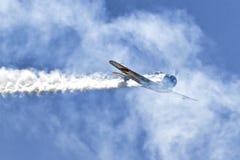 Körning för japannolldanandebombning Fotografering för Bildbyråer