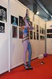 Körperkunst Stockfotos