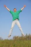 Körperliche Übung Lizenzfreies Stockfoto