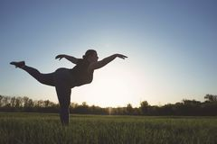 Körperpositiv, Vertrauen, hohe Selbstachtung, geben Ihren conc Verstand frei lizenzfreies stockbild