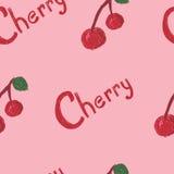 Körsbäret mönstrar Royaltyfria Foton
