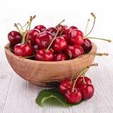 Körsbärsröd frukt royaltyfri fotografi