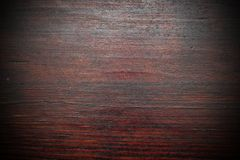 Körsbärsröd wood textur Royaltyfri Bild