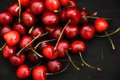 Körsbärsröda frukter Royaltyfri Bild
