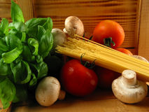 Köstlich, geschmackvoll und gesund! lizenzfreie stockbilder