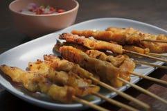 Köstliche asiatische Nahrung Stockfotos