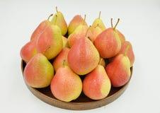 Köstliche Birne Stockfoto