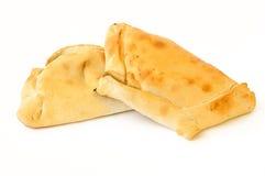 Köstliche chilenische empanadas Stockfotos