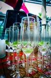 Köstliche Cocktails lizenzfreies stockbild