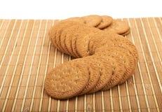 Köstliche Cracker Stockfotografie