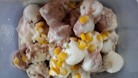 Köstliche Eiscreme Lizenzfreies Stockfoto