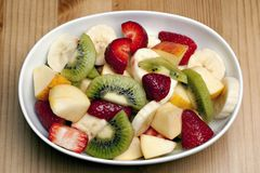 Köstliche frische Frucht Lizenzfreie Stockfotos