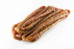 Köstliche kabanoss Stockfotografie