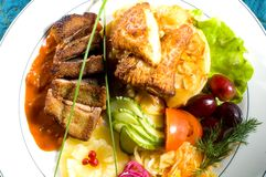 Köstliche Mahlzeit! - 12 Lizenzfreie Stockbilder