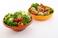 Köstliche Mahlzeiten lizenzfreie stockfotos