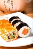 Köstliche maki Sushi Lizenzfreie Stockfotografie