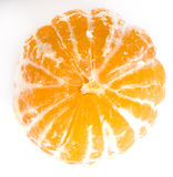 Köstliche Mandarine Stockfoto
