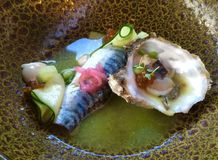 Köstliche Meeresfrüchte stockfotos