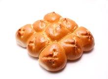 Köstliche Mehlklöße Stockbilder