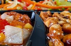 Köstliche Nahrung Stockfoto