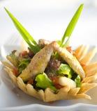 Köstliche Nahrungsmittel Lizenzfreies Stockfoto