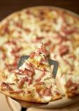 Köstliche Pizza Lizenzfreie Stockbilder