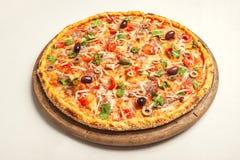 Köstliche Pizza Stockbilder