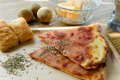 Köstliche Pizza Lizenzfreies Stockbild