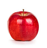 Köstliche rote Äpfel Stockfotografie