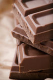 Köstliche Schokolade Lizenzfreie Stockfotografie