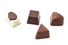 Köstliche Schokoladen stockfotografie