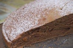 Köstliche Schokoladenkuchen in der italienischen Art #6 Lizenzfreie Stockfotografie