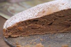 Köstliche Schokoladenkuchen in der italienischen Art #2 Lizenzfreies Stockfoto