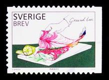 Köstliche schwedische Zartheit, serie, circa 2010 Lizenzfreie Stockfotografie