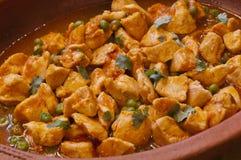 Köstliche spanische Huhnkasserolle Lizenzfreies Stockbild