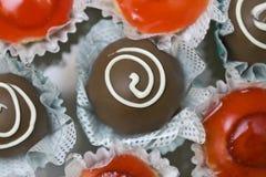 Köstliche Sweeties Stockfotografie