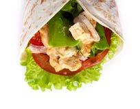 Köstliche Tortilla Stockbilder