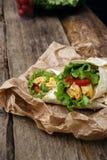 Köstliche Tortilla Lizenzfreie Stockbilder