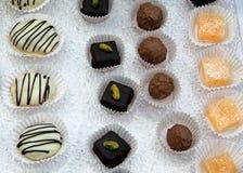 Köstliche und süße Süßigkeit Stockfoto