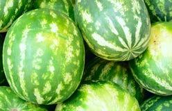 Köstliche Wassermelone Stockbild