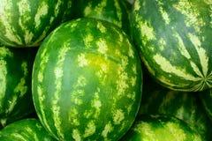 Köstliche Wassermelone Lizenzfreies Stockbild