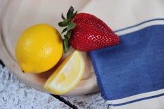 Köstliche Zitrusfrucht Lizenzfreies Stockbild