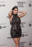 Köstlicher Ariel Winter Makes ein provozierender Eingang am Tribeca-Film-Festival 2017 Stockfotos