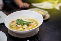 Köstlicher Curry selbst gemacht Stockbilder