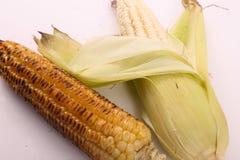 Köstlicher gebratener Mais lizenzfreie stockfotos